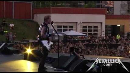 Through The Never (Live - Oslo, Norway) - MetOnTour