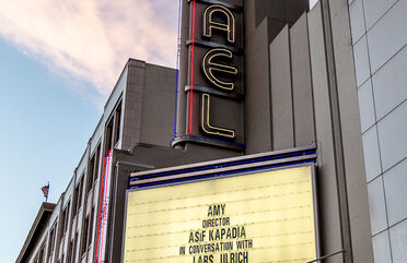 """Lars Presents """"Amy"""" at the Rafael Theater"""