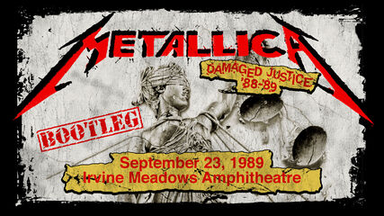 Live in Irvine, California - September 23, 1989