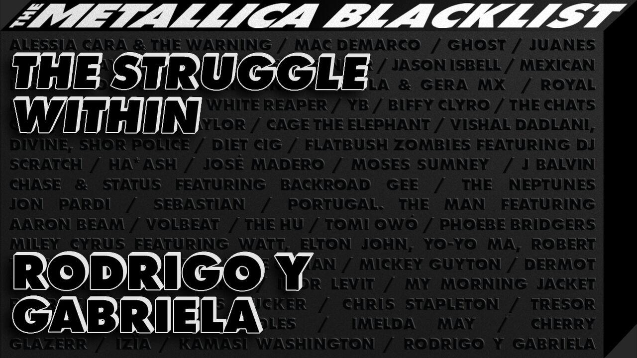 Rodrigo y Gabriela - The Struggle Within