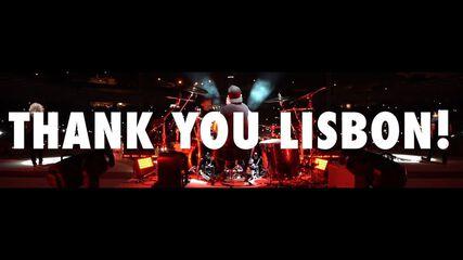 Thank You, Lisbon!