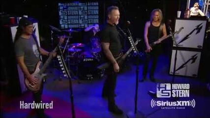 Hardwired (Live on The Howard Stern Show)