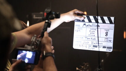 Metallica: Moth Into Flame - Behind the Video