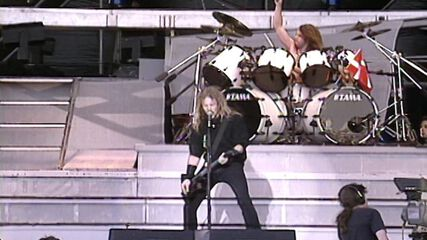 Harvester of Sorrow (Donington, England - August 17, 1991)