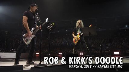 Rob & Kirk's Doodle (Kansas City, MO - March 6, 2019)