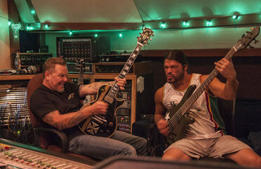 Mission: Metallica (The Making of Death Magnetic)