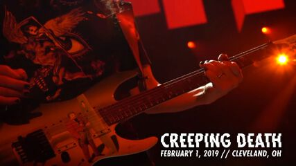Creeping Death (Cleveland, OH - February 1, 2019)