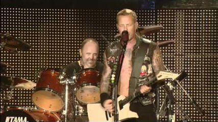 The Four Horsemen (Live) [Orion Music + More - 2012]