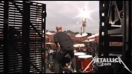 Hell And Back (Live - Horsens, Denmark) - MetOnTour