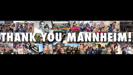 Thank You, Mannheim!