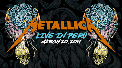 Live in Lima, Peru - March 20, 2014