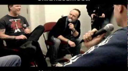 Jim Breuer Interviews Metallica: Episode 2