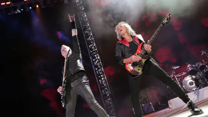 The Four Horsemen (Live - 2017-03-01 - Mexico City, Mexico)