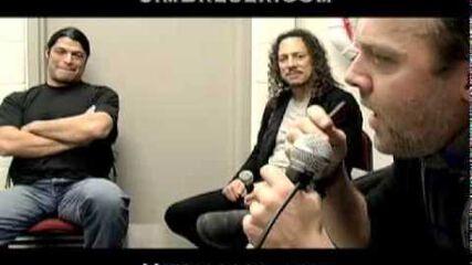 Jim Breuer Interviews Metallica: Episode 4