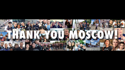 Thank You, Moscow!