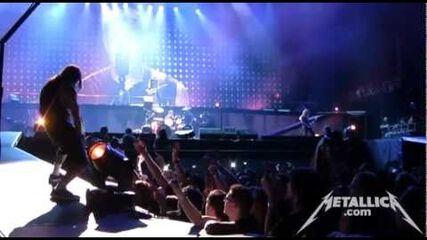 The Unforgiven (Live - Werchter, Belgium) - MetOnTour
