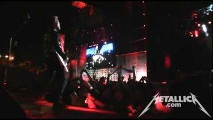 Don't Tread On Me (Live - Lisbon, Portugal) - MetOnTour