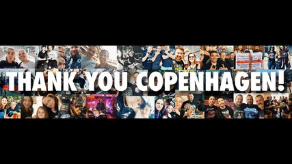 Thank You, Copenhagen!