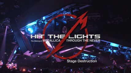 Hit the Lights: The Making of Through the Never