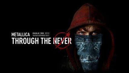 Metallica Through the Never (Official Theatrical Trailer)