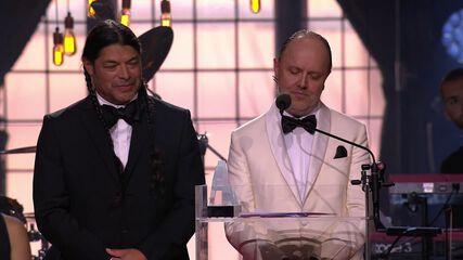 Lars & Robert Receive the Polar Music Prize