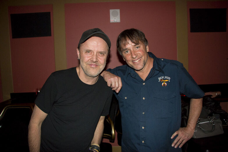 """Lars Hosts """"Everybody Wants Some!!"""" QA with Richard Linklater"""