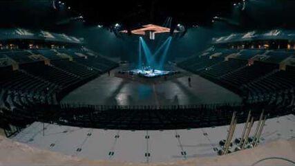 Royal Arena Time Lapse