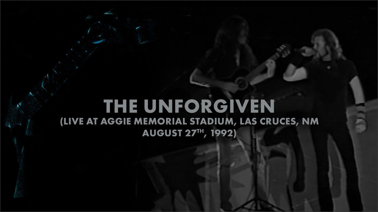 The Unforgiven (Las Cruces, New Mexico - August 27, 1992)