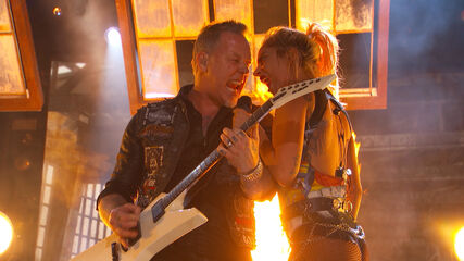 How It SHOULD Have Sounded – Metallica & Lady Gaga: Moth Into Flame (Dress Rehearsal for the 59th
