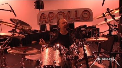 Master of Puppets (Apollo Theater, NYC - 2013)