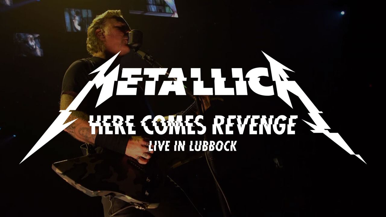 Here Comes Revenge (Lubbock, TX - March 2, 2019)