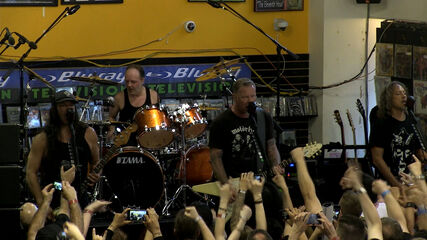 Creeping Death (Live on Record Store Day 2016)