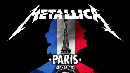 Live in Paris, France - September 8, 2017
