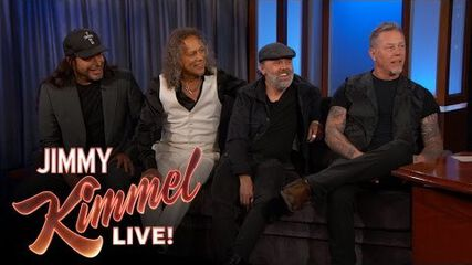 Metallica's Kids Don't Care About Their Dad's Band