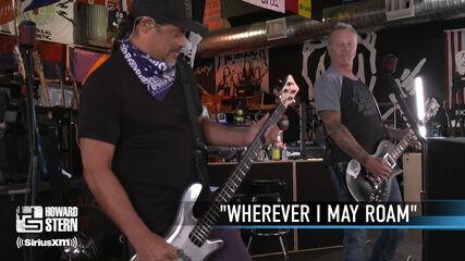 Wherever I May Roam (The Howard Stern Show - August 12, 2020)