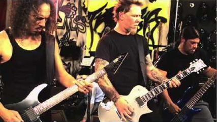 Time Warp Featuring Metallica (Preview Clip #6)