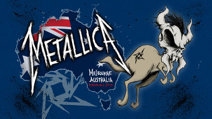 Live in Melbourne, Australia - March 1, 2013