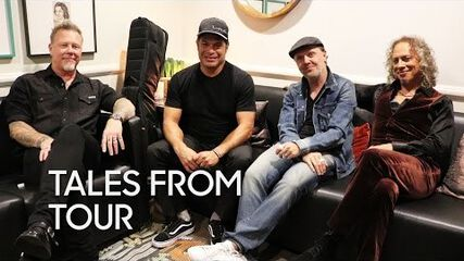 Tales from Tour: Metallica