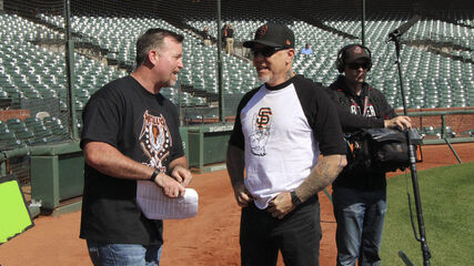 Metallica Day with the San Francisco Giants