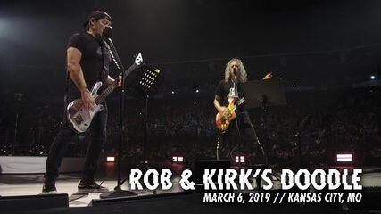 Rob & Kirk's Doodle (Kansas City, MO - March 6, 2019)