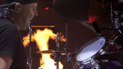 Moth Into Flame (Live - Edmonton, Alberta - 2017)