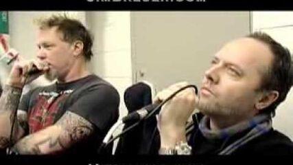 Jim Breuer Interviews Metallica: Episode 9