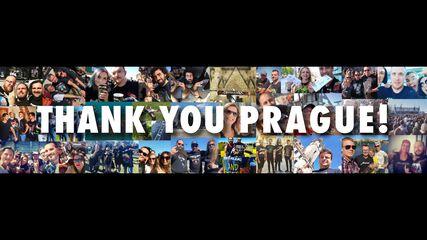 Thank You, Prague!