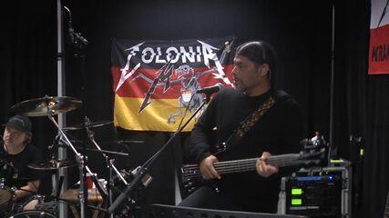 Tuning Room (Milan, Italy - May 8, 2019)