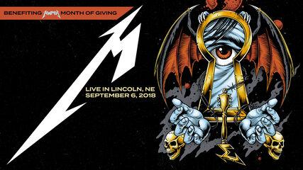 Live in Lincoln, Nebraska - September 6, 2018