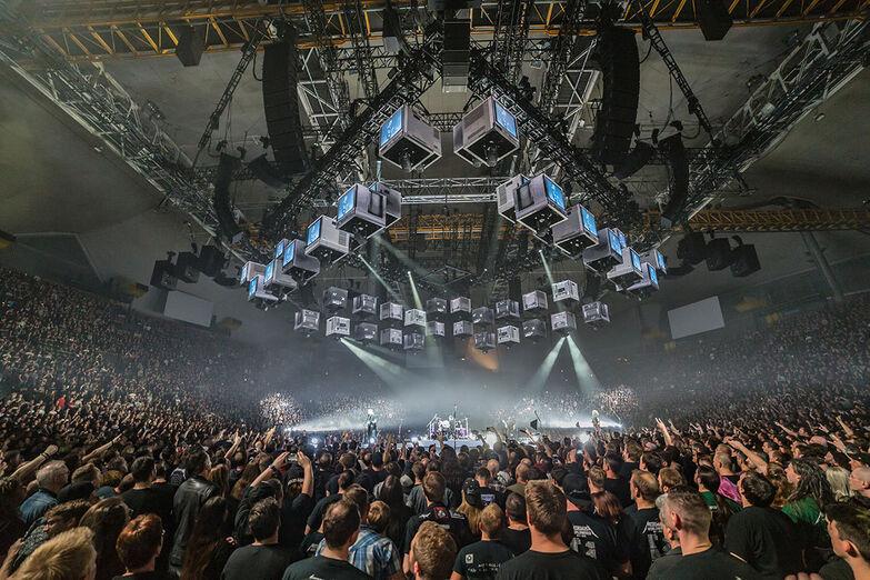 Munich, Germany - April 26, 2018