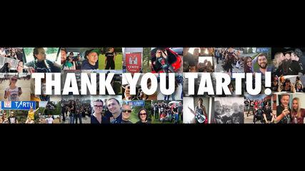 Thank You, Tartu!