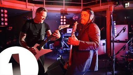 Hardwired (Live for BBC Radio 1)