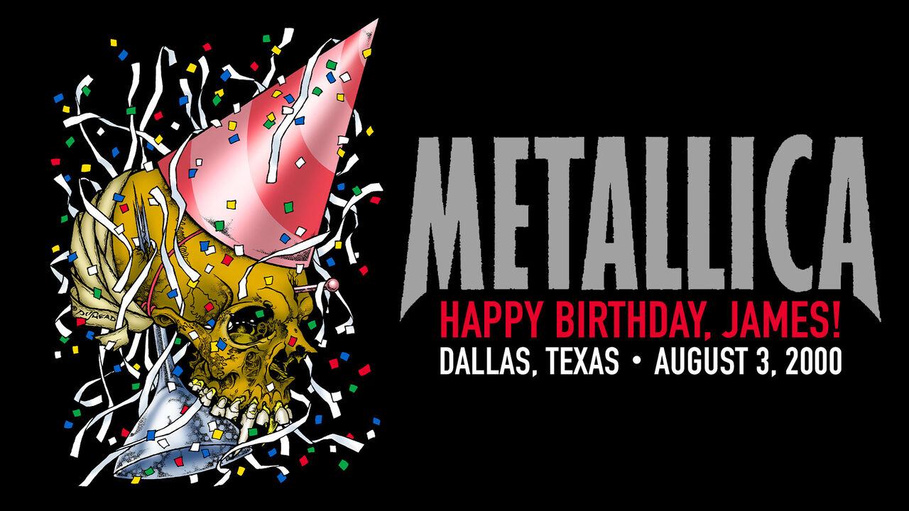 Live in Dallas, Texas - August 3, 2000