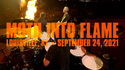 Moth Into Flame (Louisville, KY - September 24, 2021)